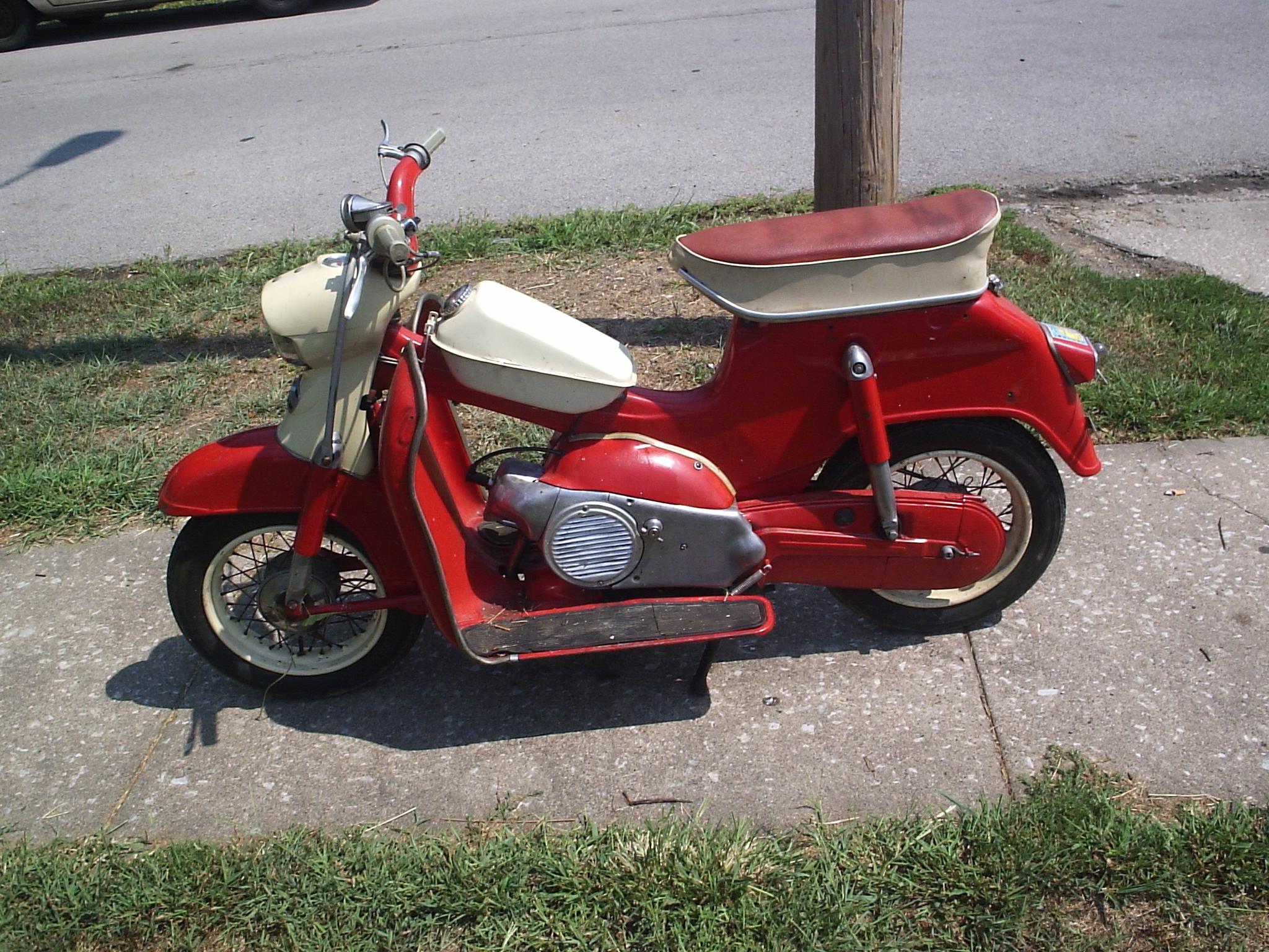 Vintage Moped  eBay