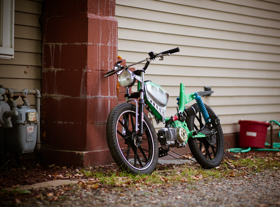 1977 pinto moped