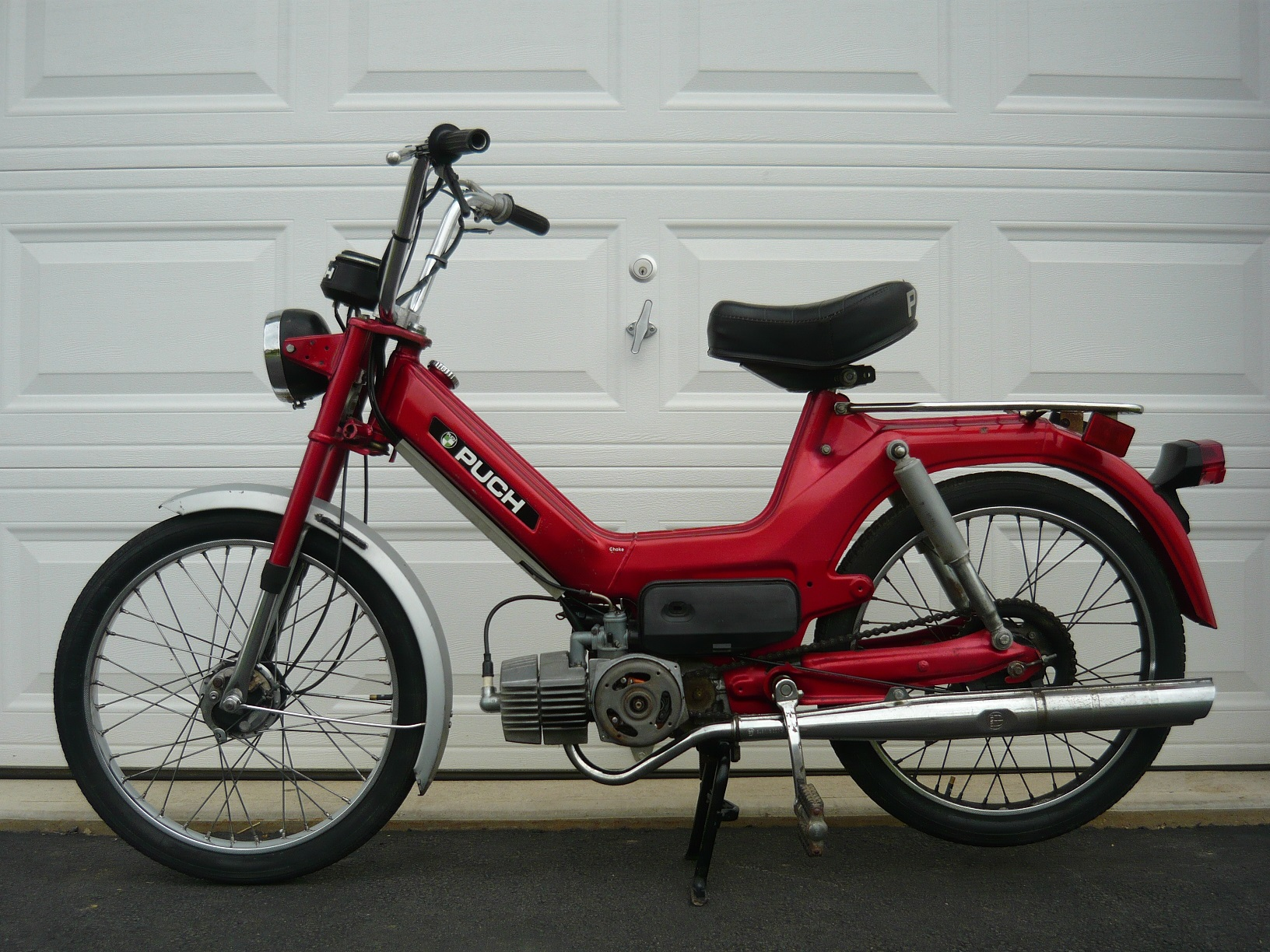 1978 swinger 2 moped parts