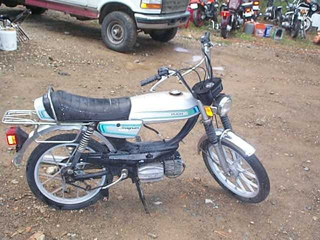 250 Magnum Moped – Wonderful Image Gallery
