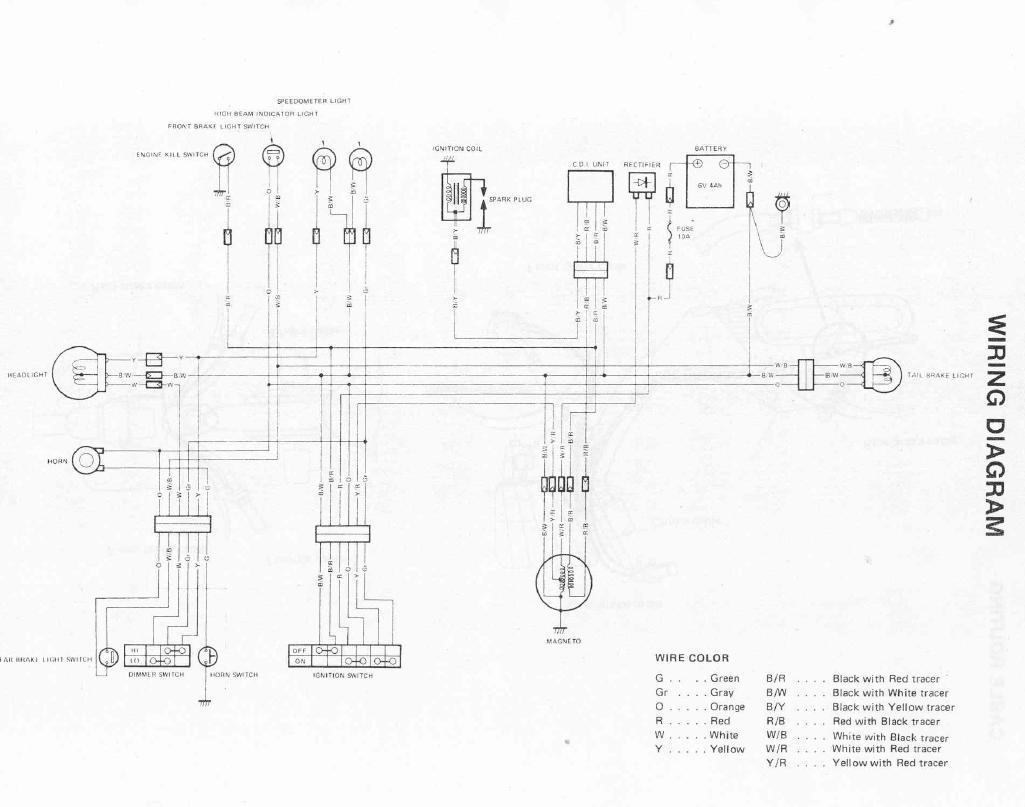Suzuki Ts 50 Wiring Diagram Trusted Diagrams 125 Circuit And Hub U2022 1982 Gs850