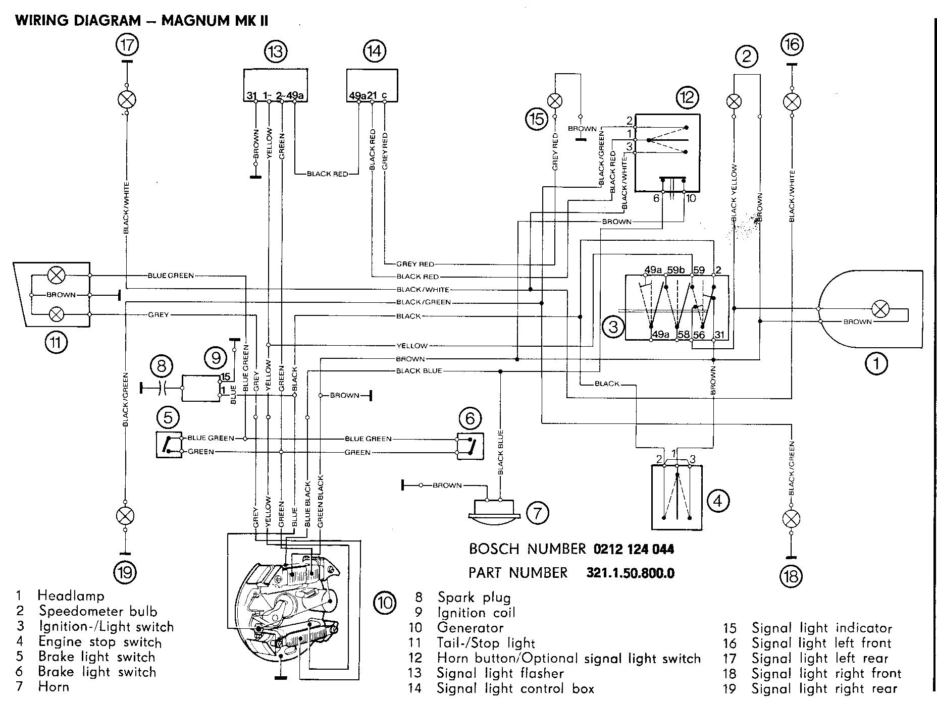 diagram  yankee turn signal 730 6 wiring diagram full