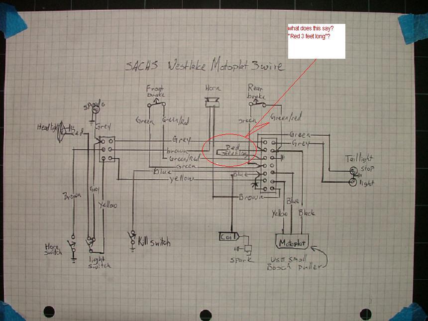 sachs 504-1a motoplat wiring sachs moped wiring diagram 1981 yamaha moped wiring diagram