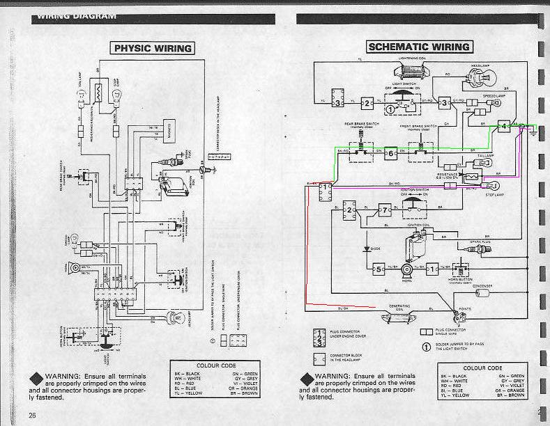 2004 tuohe moped wiring diagram re: sachs 504-1a motoplat wiring sachs moped wiring diagram #5