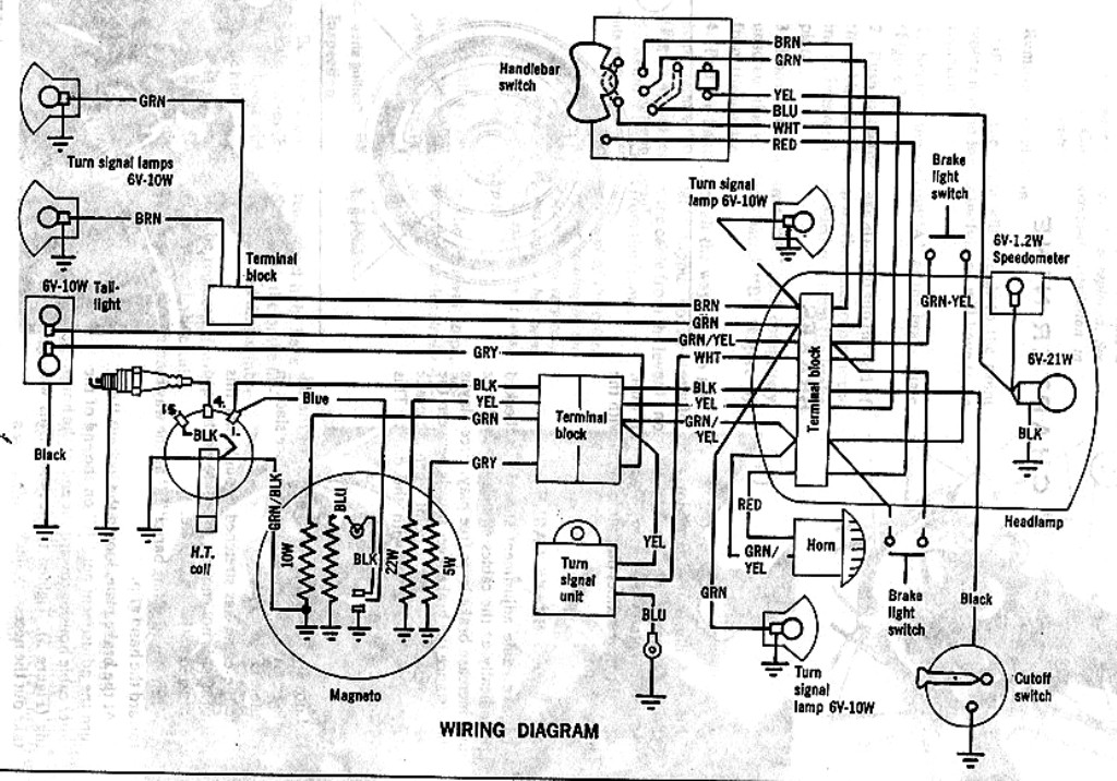 stator wire diagram  stator  free engine image for user