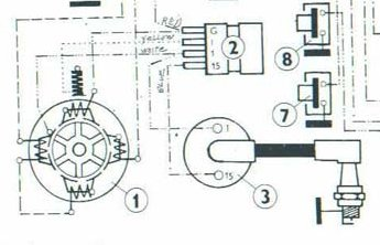 Yamaha Rhino Ignition Switch Wiring Diagram YFZ 450 Wiring