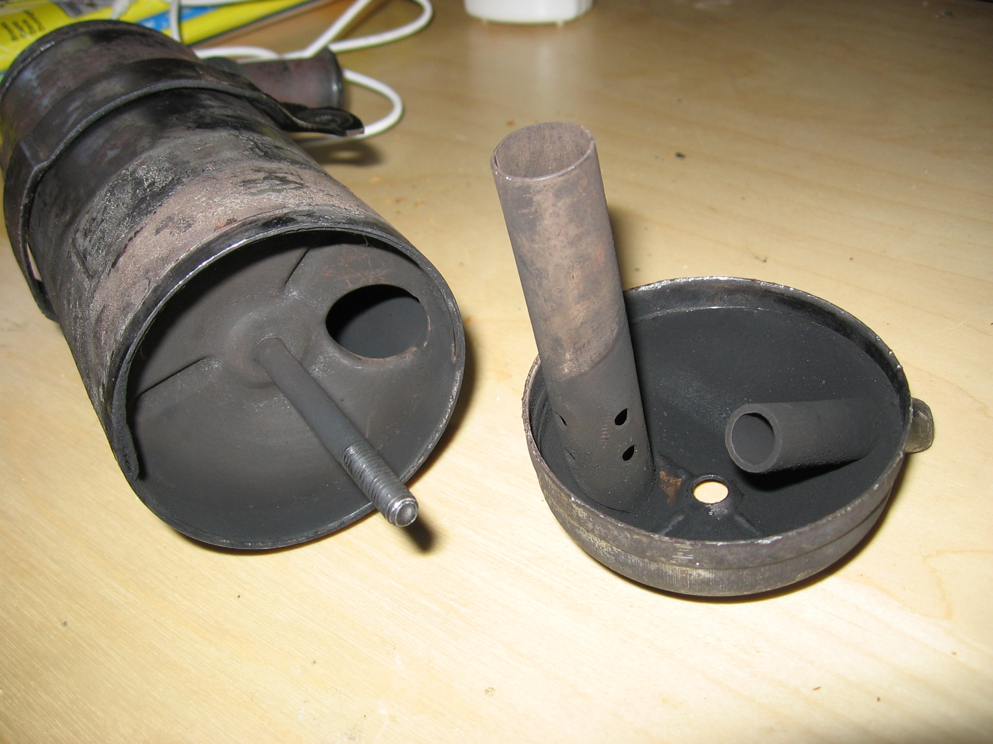 Peugeot 103 Exhaust Porting — Moped Army