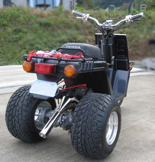 Honda Gyro Performance Tunning Or Accesories