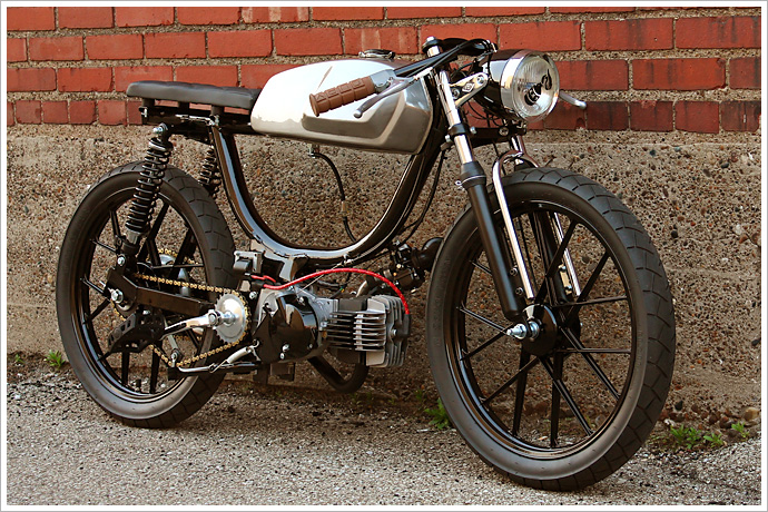 moped bobber seat skateboard seat share with me moped army. Black Bedroom Furniture Sets. Home Design Ideas