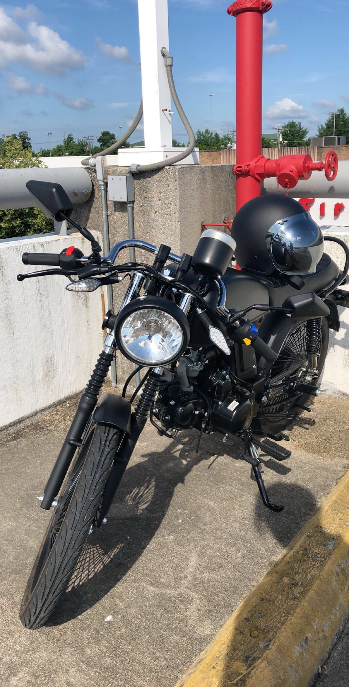 Amstar Nostalgia 49cc — Moped Army