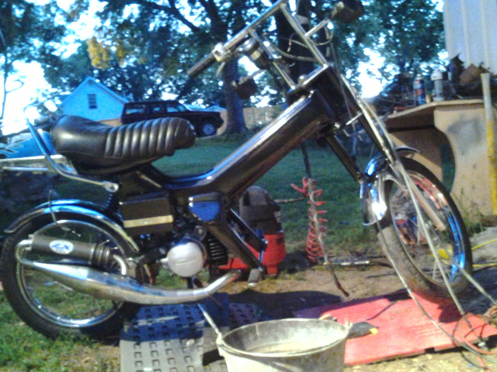 1982 Honda Urban Express For Sale NU50M — Moped Army