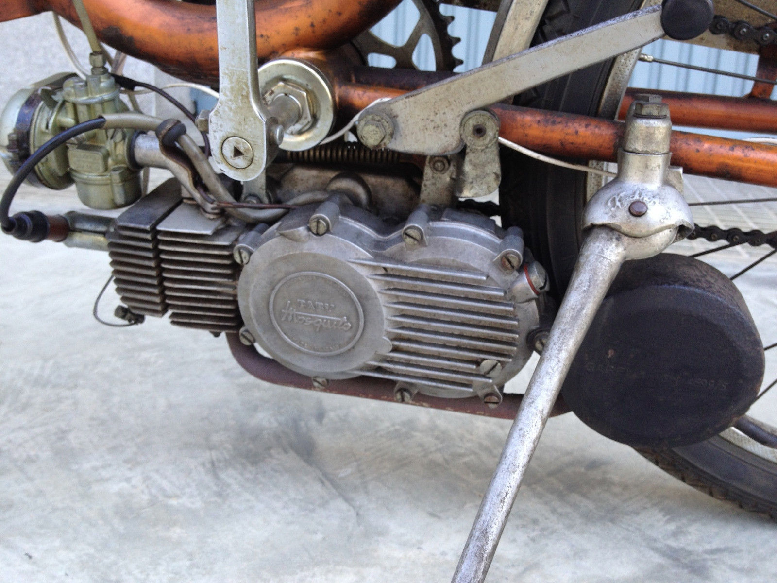 garelli moped manual
