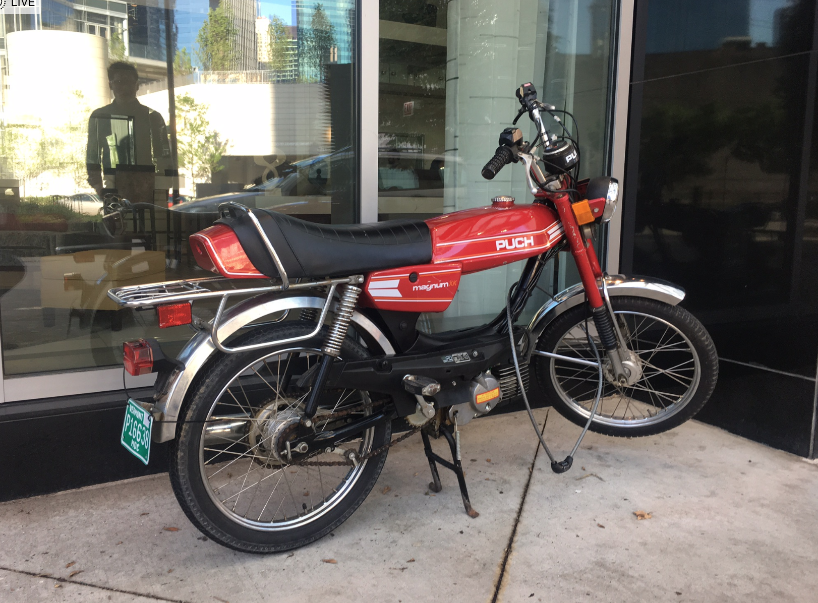 Puch magnum for sale — Moped Army