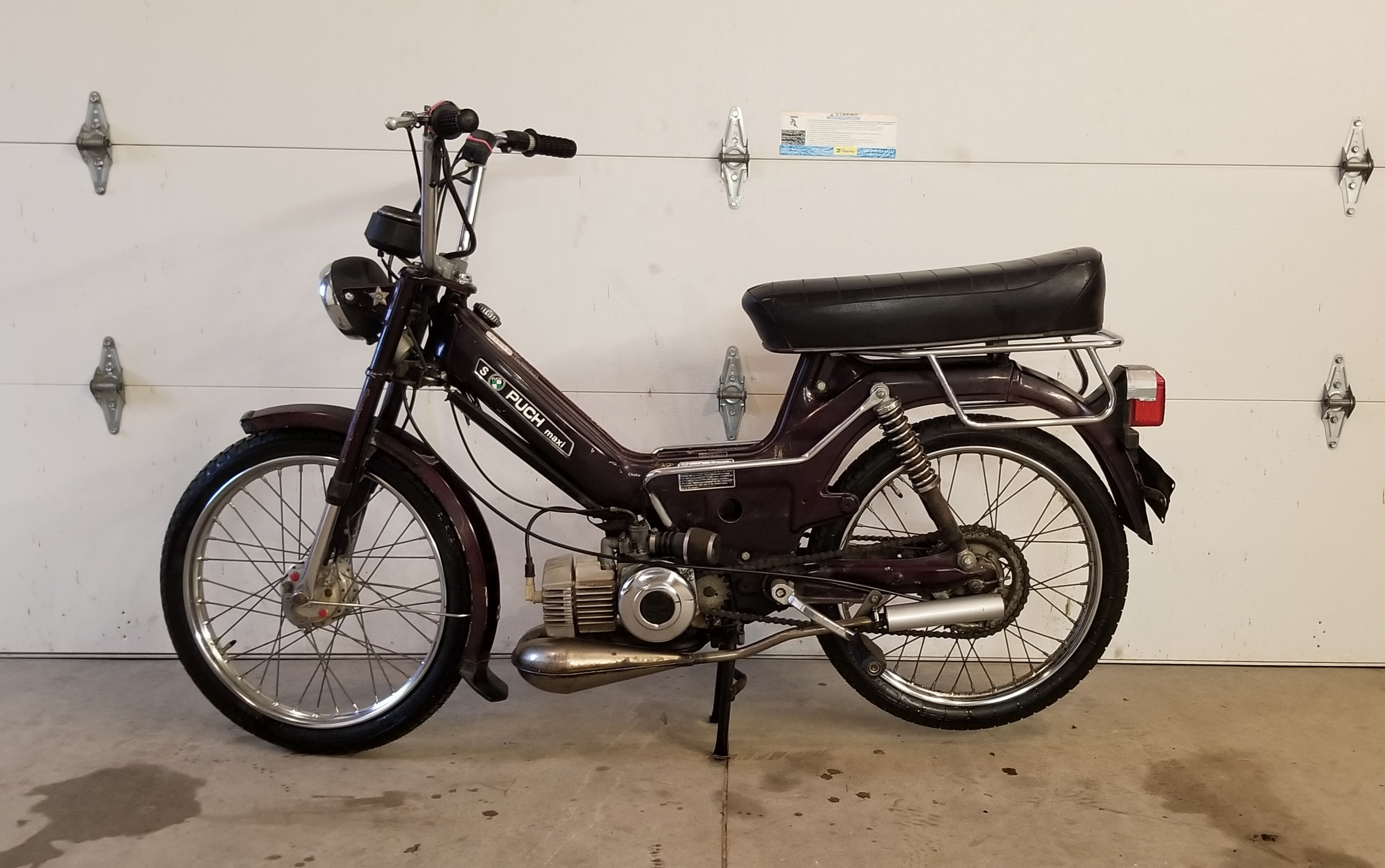 For sale: 1984 puch maxi $325 — Moped Army