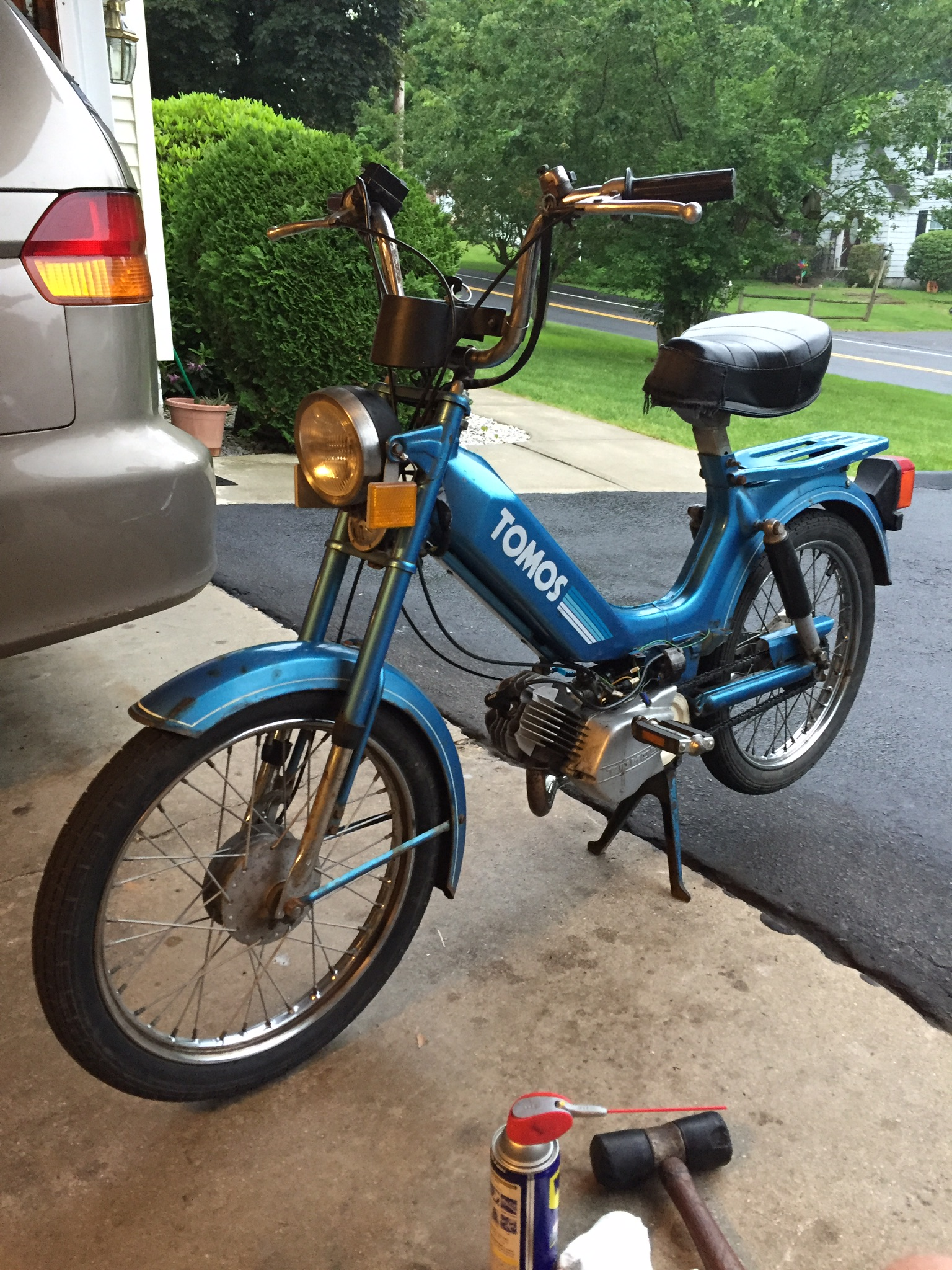 FS: Tomos A3 engine — Moped Army