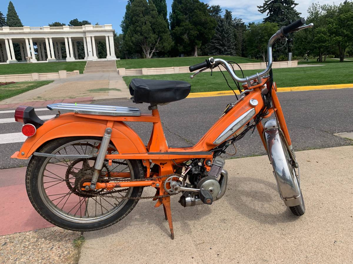 Motobecane GAC Mobylette Benzinhahn Mofa Moped