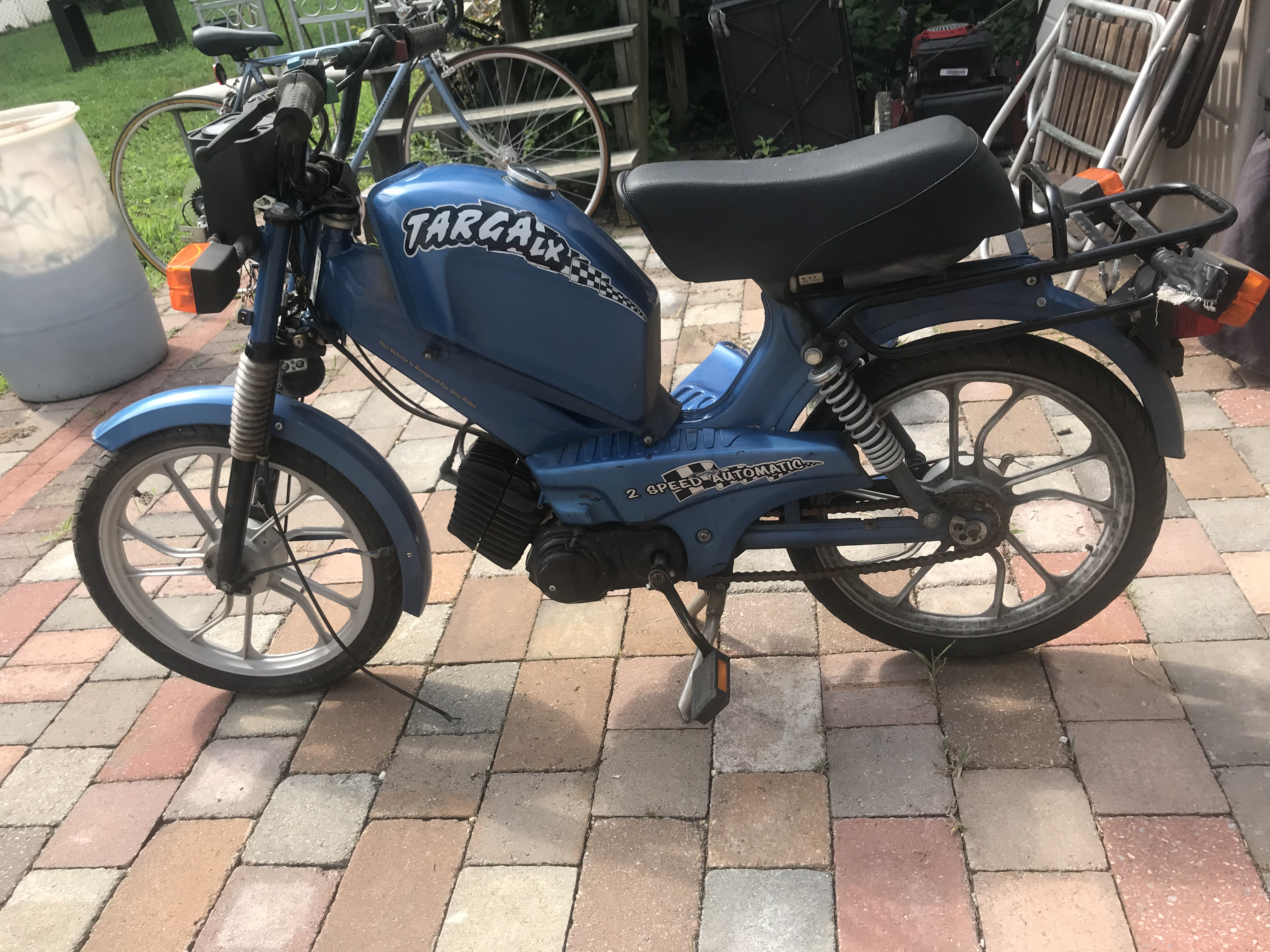 1999 tomos targa lx part out — Moped Army
