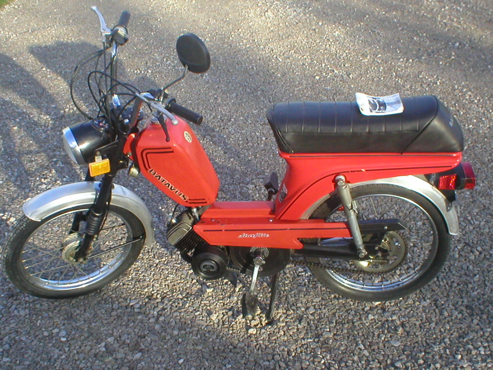 1980 Batavus starflite va Near Mint 4 sale in Ohio — Moped ...  Batavus