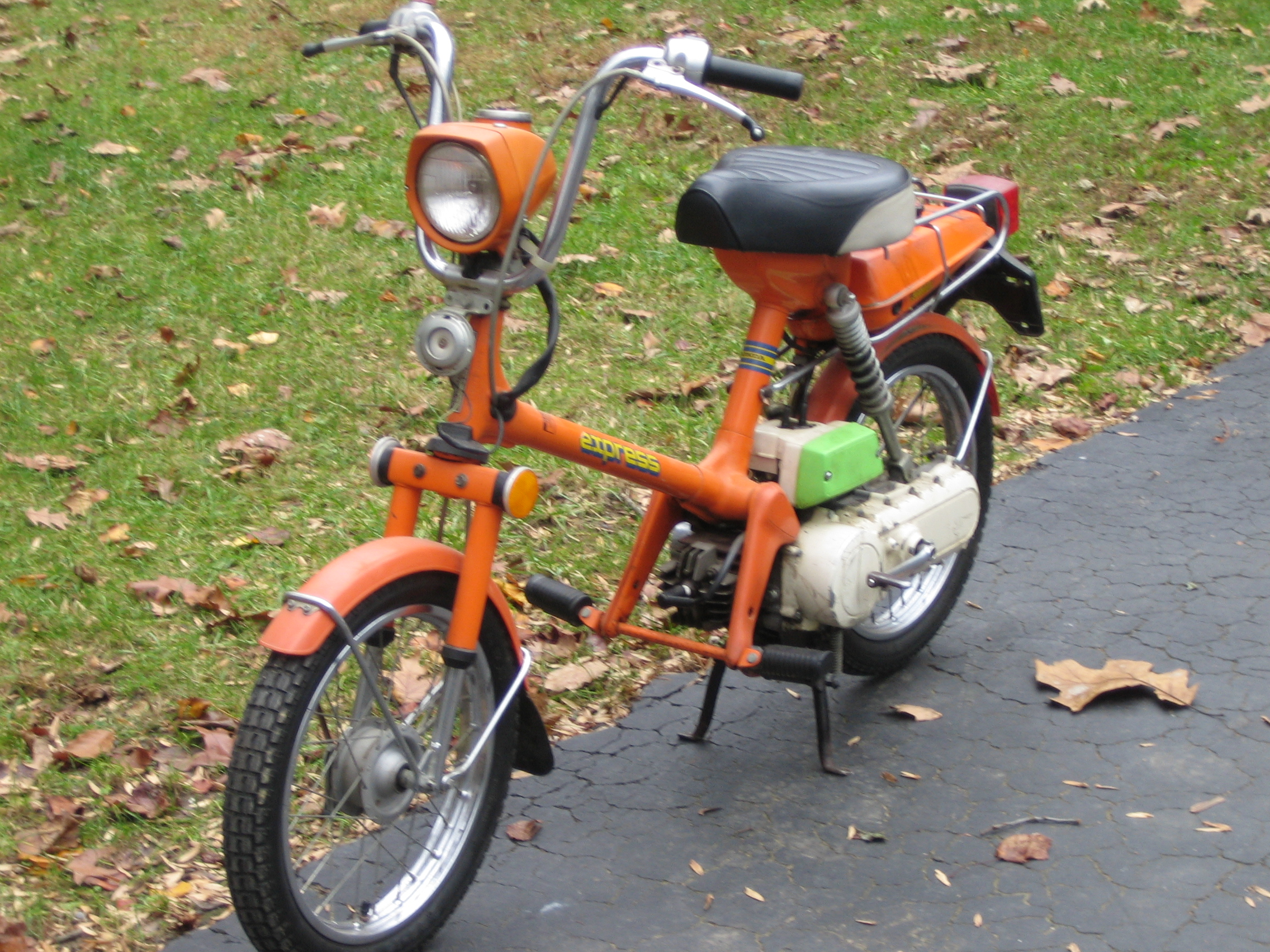 for sale  1979 honda express nc50  u2014 moped army