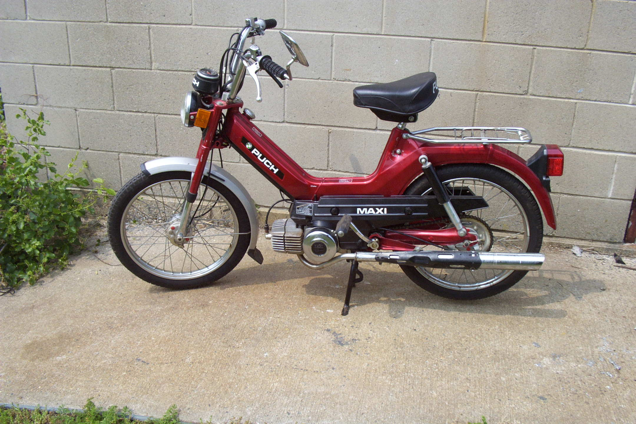 1980 Puch Maxi Mods Nh Ma Moped Army
