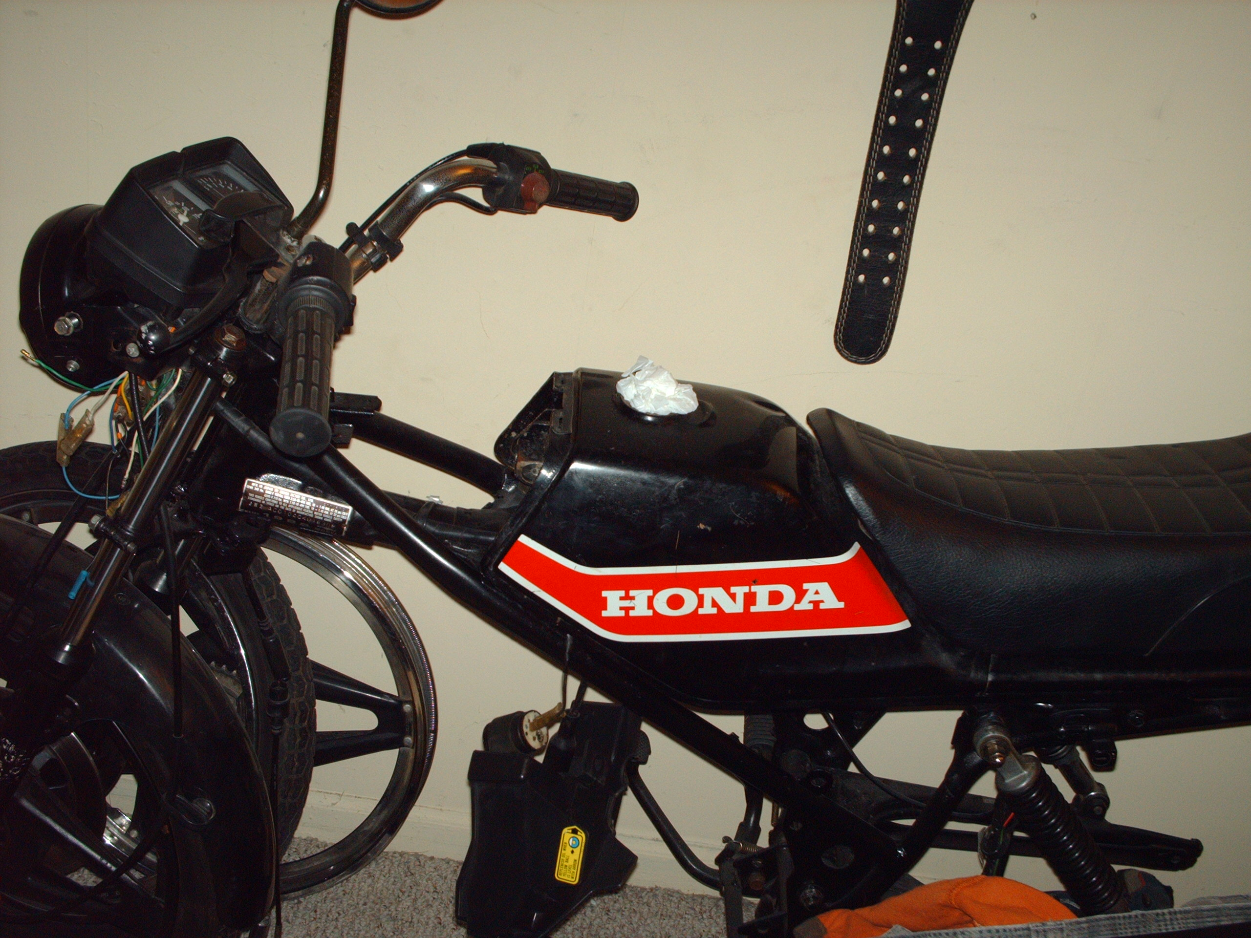 Re honda mb5 project for sale in northern va 350 by for Honda northern virginia