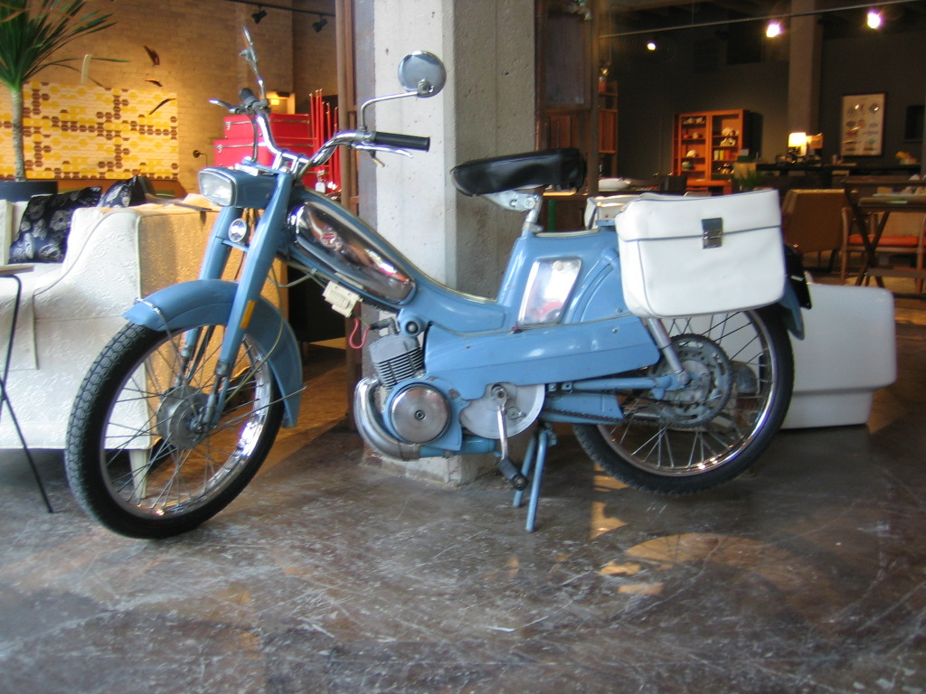 Auto Repair Chicago >> 1959 Motobecane For Sale, Chicago — Moped Army