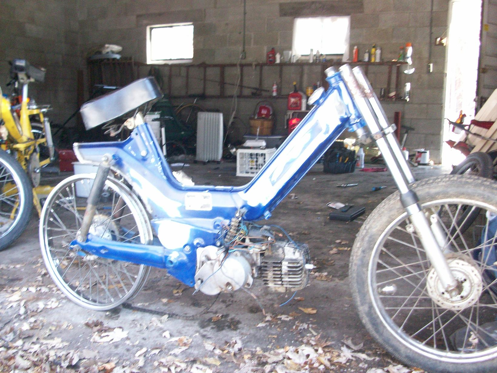 Louisville Craigslist — Moped Army