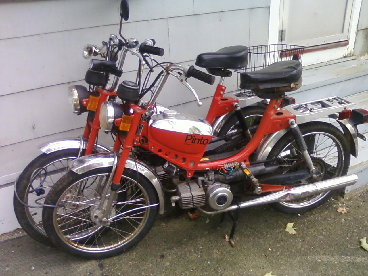 Performance Parts Near Me >> two 1978 jcpenney mopeds for sale 350.00 obo [by twocr0ws] — Moped Army