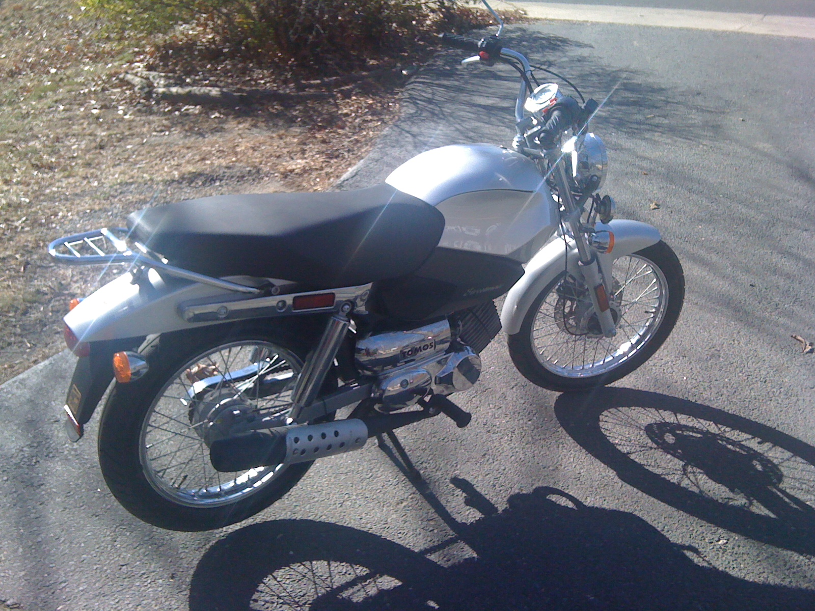 2010 TOMOS STREETMATE FOR SALE — Moped Army