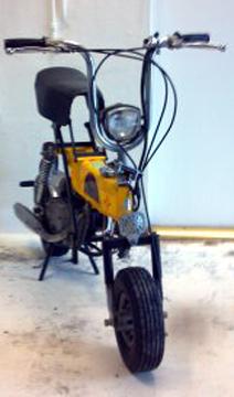 1977 Di Blasi Folding Bike R2 For Sale Trade mdash Moped Army