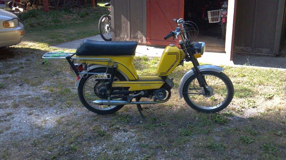 1980 Batavus Starflite $300 obo — Moped Army  Batavus
