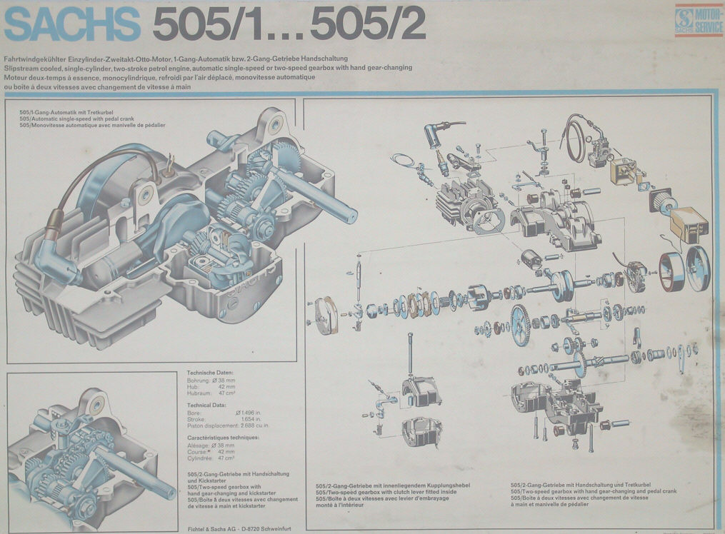 re: need a sachs 505 d1 exploded diagram of engine