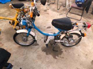 Tomos Targa lx 2001 wont idle/dies after full throttle — Moped Army