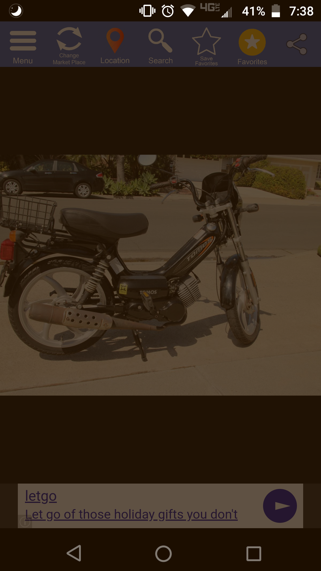 2011 Tomos — Moped Army