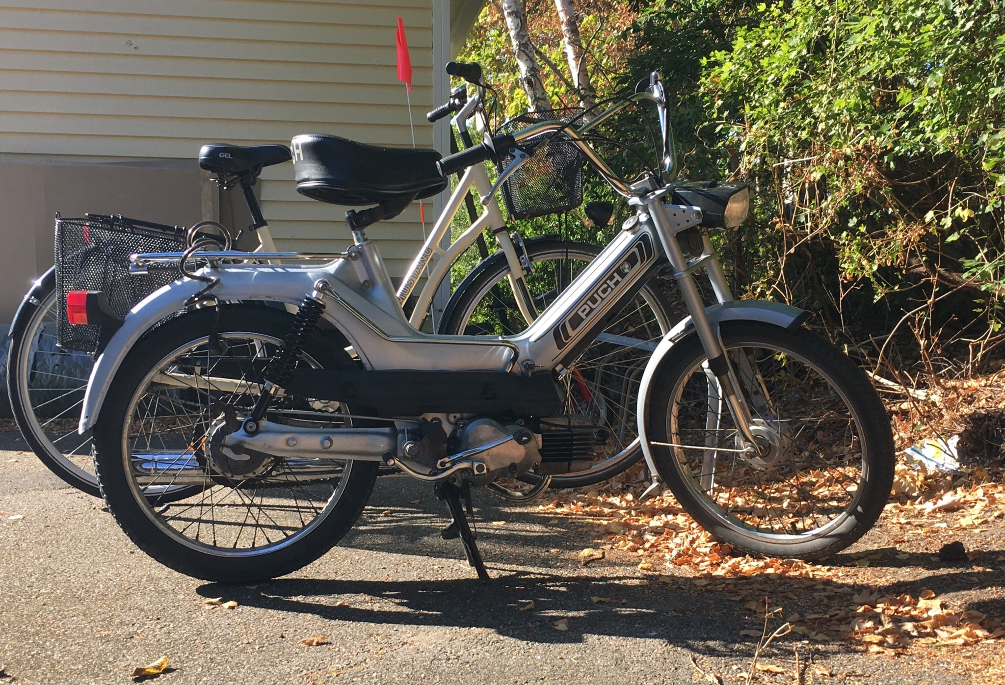 Puch Maxi acceleration problems — Moped Army