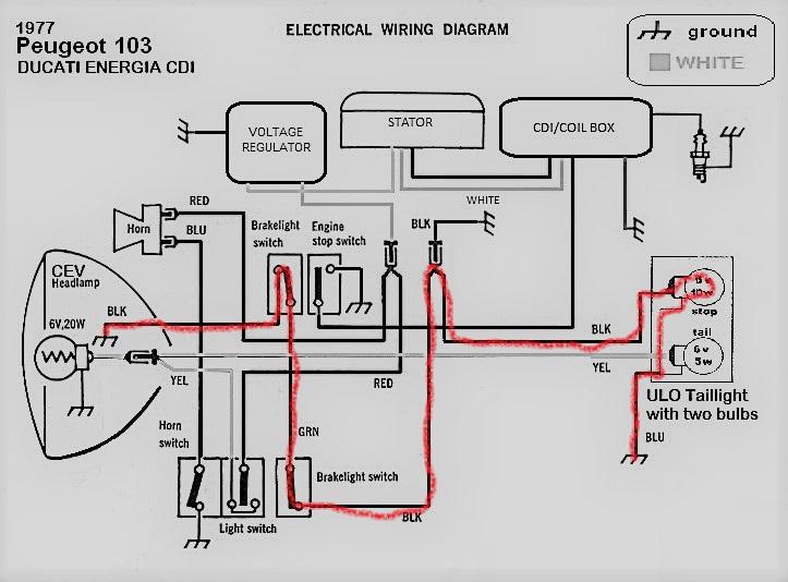 Brake Lever Wiring Diagram - Wiring Diagram Schema