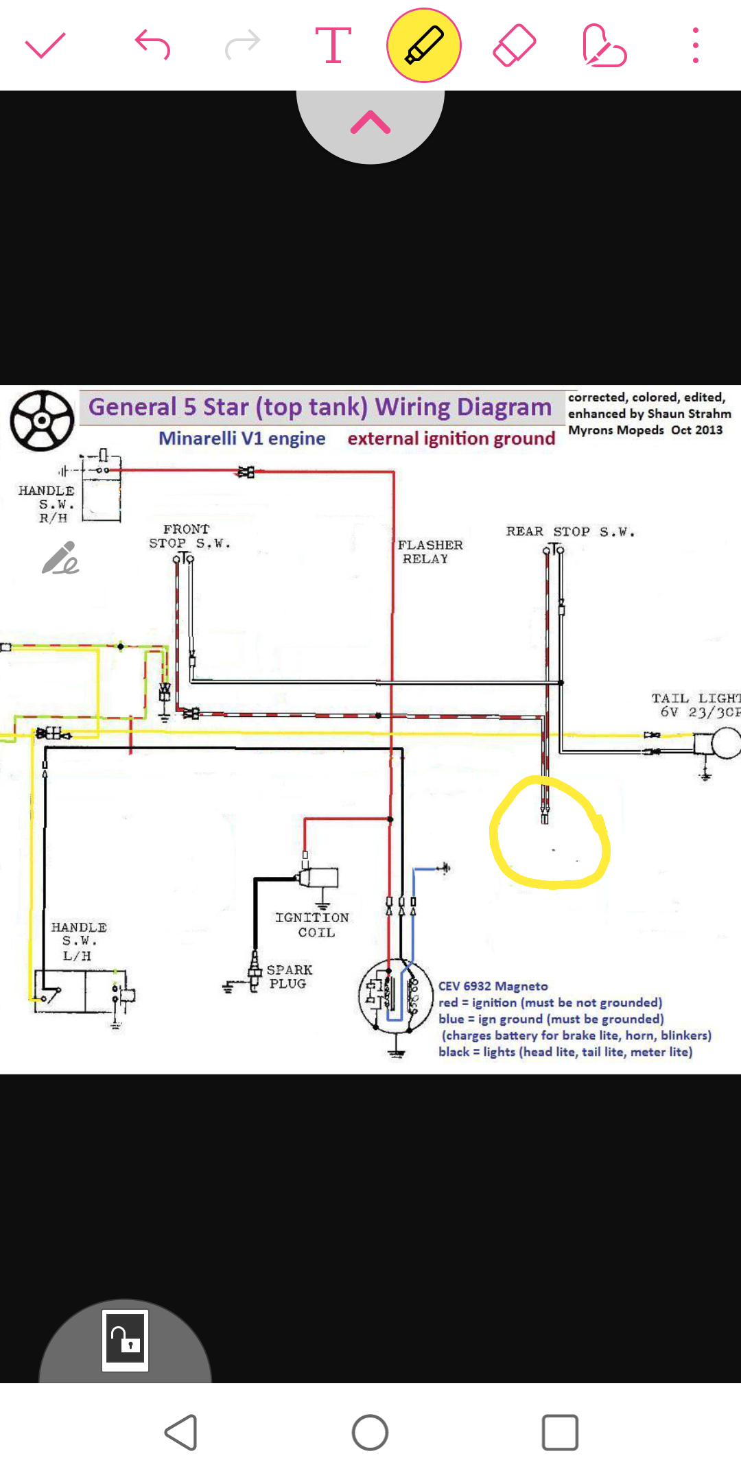 General 5 Star - Wiring Mystery — Moped Army on turn signal flasher diagram, flasher relay, flasher circuit diagram,