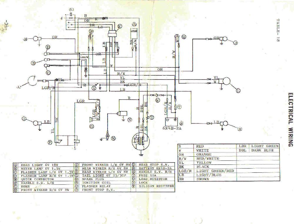 All Star Wiring Diagram