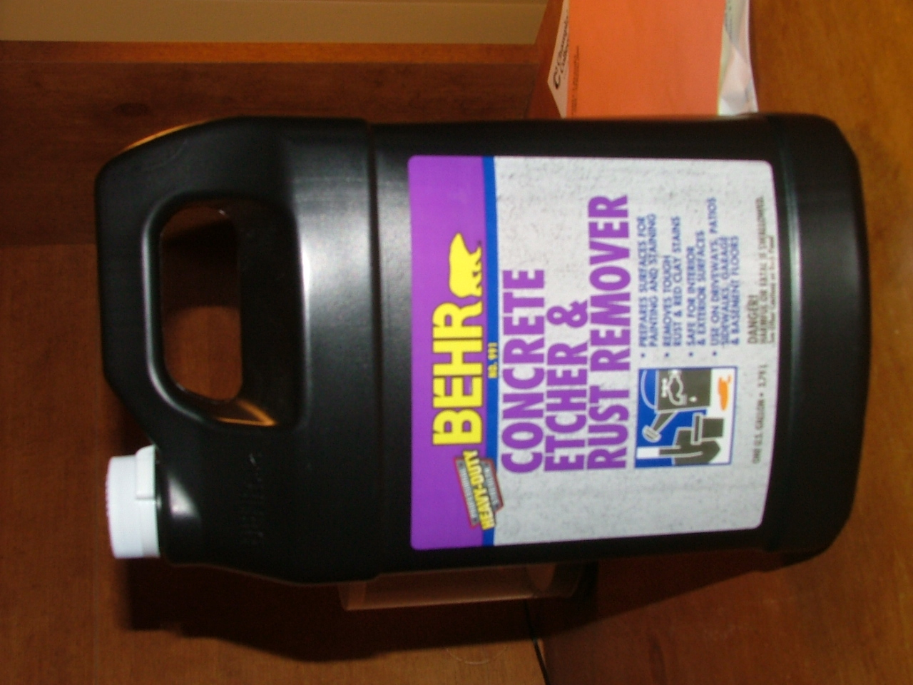 Behr Concrete Etcher Amp Rust Remover Moped Army