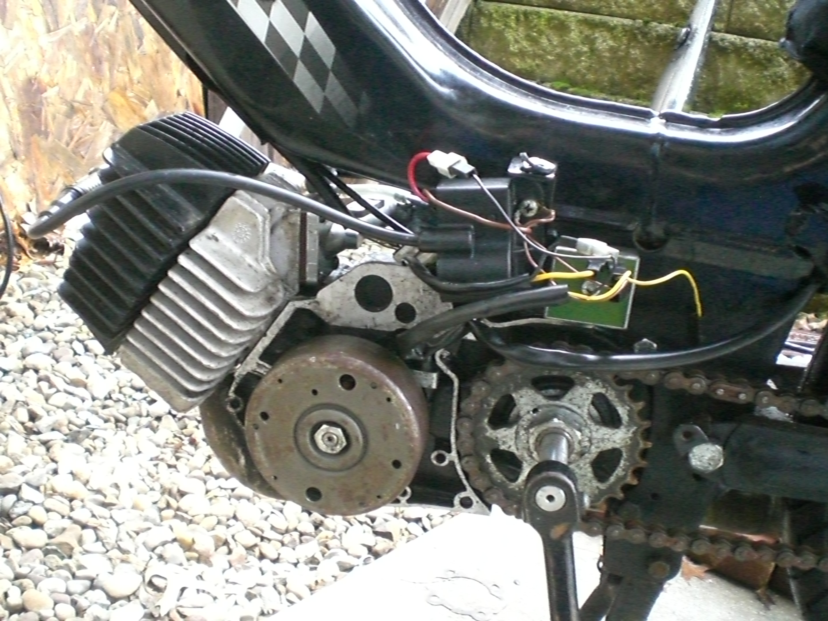 Tomos intermittent spark — Moped Army