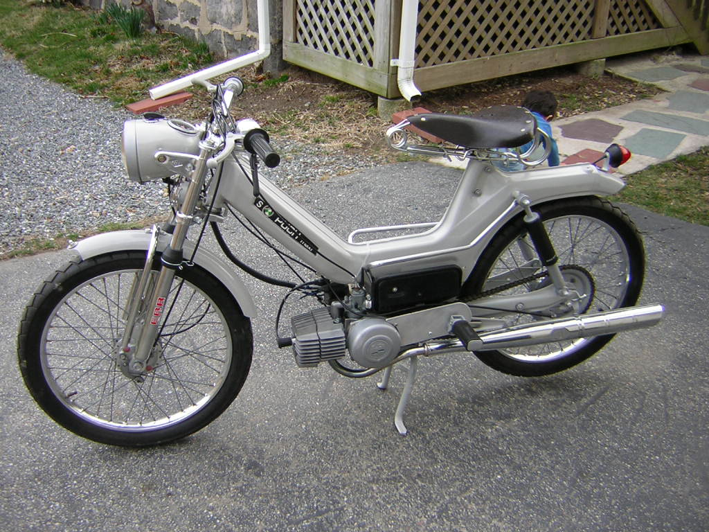 Puch E50 Starter Clutch not Engaging — Moped Army