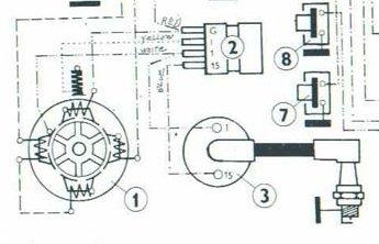 Jawa coil replacement wiring — Moped Army Jawa Motorcycles Wiring Diagram on