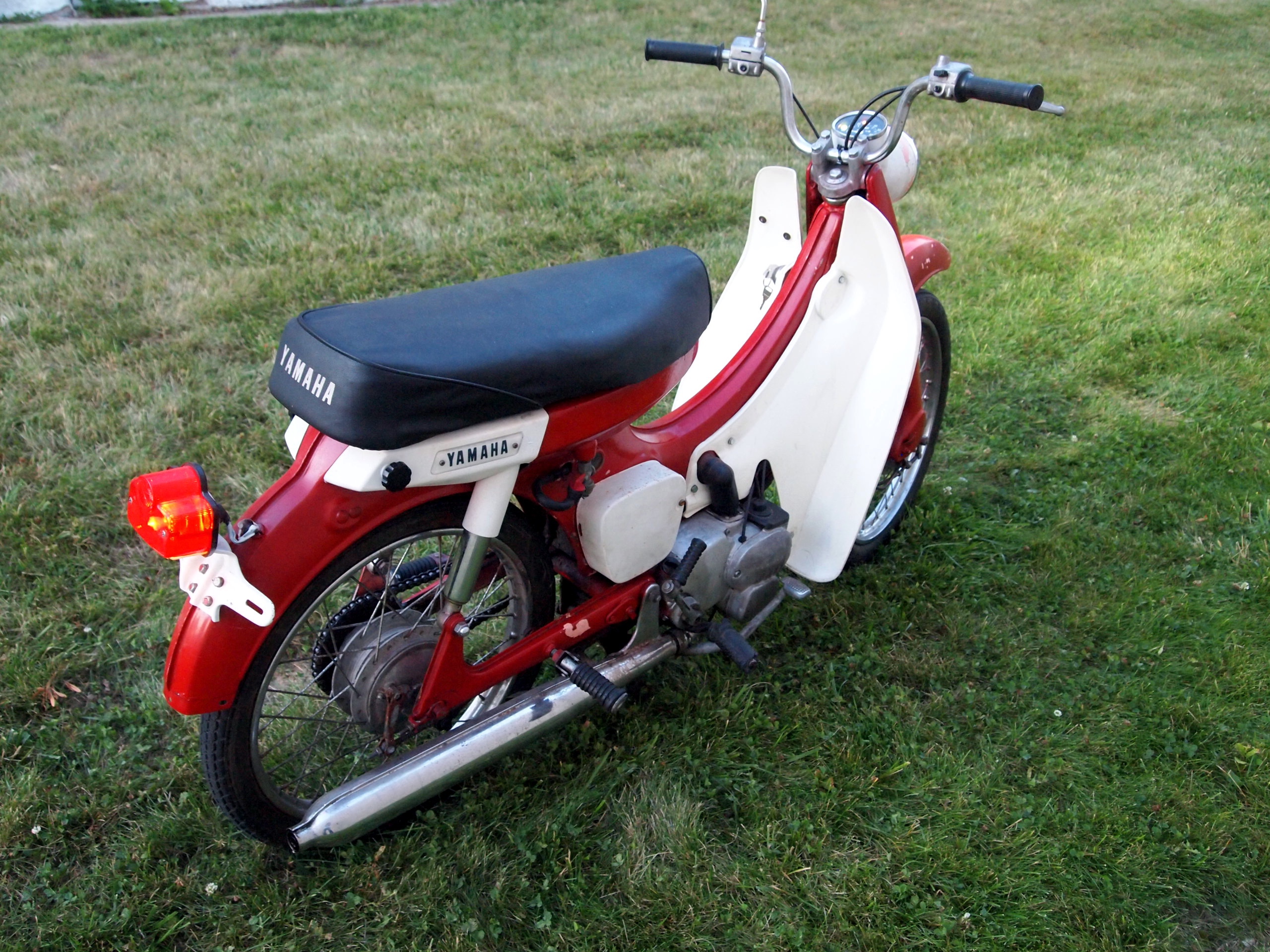 Not a moped, but - Yamaha U5 - Newport — Moped Army Yamaha Jt Wiring Diagram on