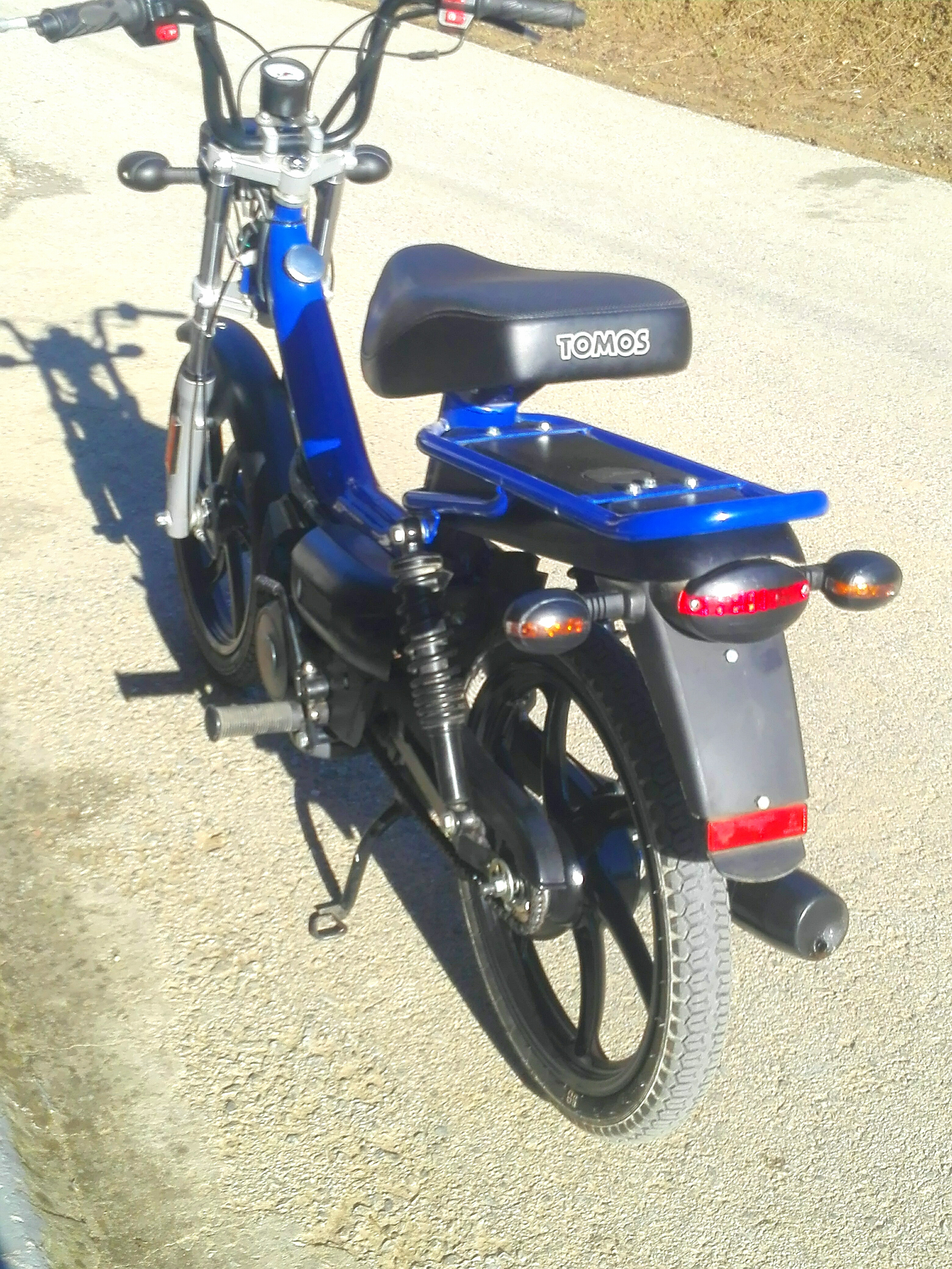 Tomos flexer tuning — Moped Army
