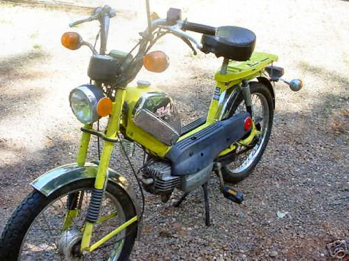 how do i make my 78 kreidler flory go faster moped army. Black Bedroom Furniture Sets. Home Design Ideas