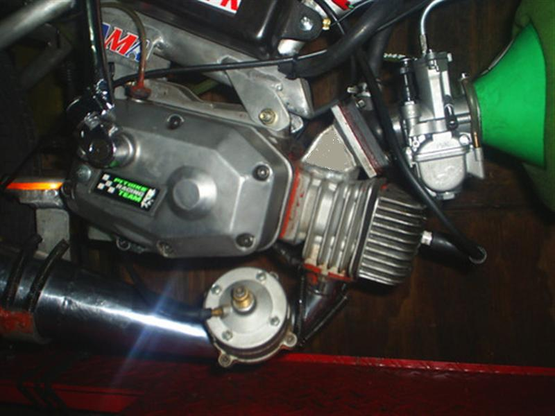 Moped Turbo Kit : Re turbo kit for minarelli v engine by mopagen — moped