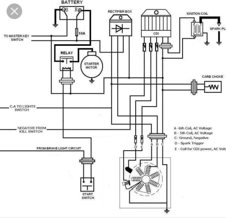re stock hobbit cdi w jog box wiring diagram [by countryboy1 gilbarco wiring diagram re stock hobbit cdi w jog box wiring diagram [by countryboy1] moped army