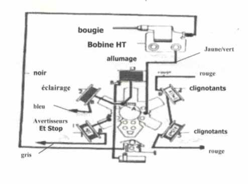 re peugeot tse guts by nickg moped army rh mopedarmy com Scooter Wiring Diagram 150Cc Scooter Wiring Diagram