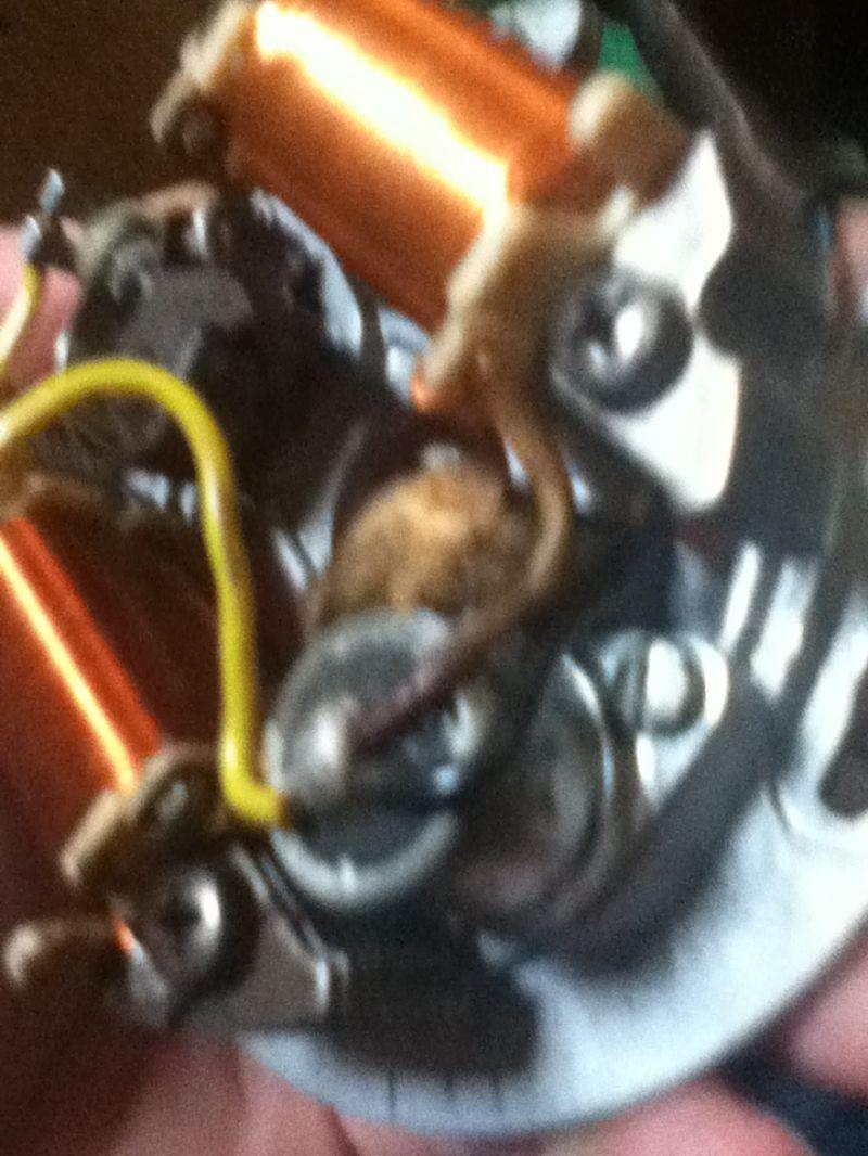 garelli basic magneto wiring?? \u2014 moped army Aermacchi Wiring Diagram