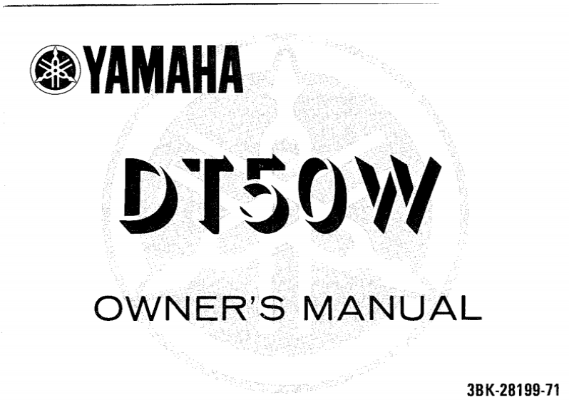 re not a moped 1988 yamaha dt50 thoughts? moped army yamaha grizzly 600 wiring diagram here is a link to the manual for those interested s drive google com file d 0b9ycj5azizhomgk1nk96wfc2umzmelnvdkpob2jitjf4rnvr edit?usp=sharing